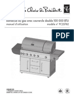 Doc Du Barbecue GSS3220JS(PC25762) French