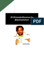 eBook Consejos Revenue