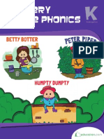 Nursery Rhyme Phonics Workbook