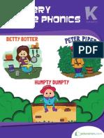 Nursery Rhyme Phonics Workbook