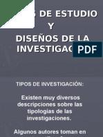 Plenaria Tipos y Diseños de Investigacion 2014