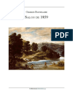 Baudelaire Le Salon de 1859