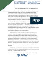 Desarrollo de La Industria Frigorifica Argentina