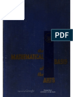 The Mathematical Basis of the Arts (Joseph Schillinger, 1943)