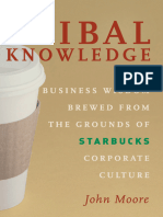 Tribal_Knowledge - STARBUCKS