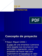 Tema 3 Fases Proyectos