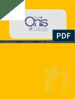 2ª Edição Da Revista Onisciência