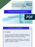 Valoracion Empresas Clase 01
