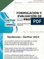 Garther y Linkedin