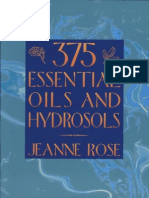 375 Essential Oils and Hyrosols