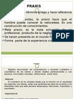 Praxis Del Inventario