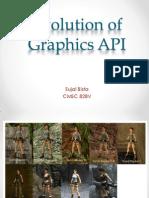 Graphics api