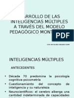 02.- Inteligencias Multiples Mod Mpntessori