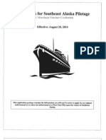 US Southest Alaska Pilot US Coast Guard Requirements 2014