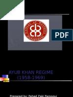 Ayub Khan Regime Presentation 1231862242284322 1 2