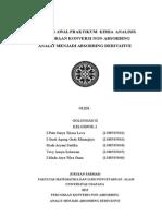 Jurnal Awal Ka Non-Absorbing Derivatif