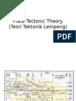 02 Plate Tectonic Theory