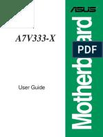 Motherboard asus A7V333-X