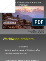 Dr Suman Thapa_Challenges of Glaucome Care in the Himalayas