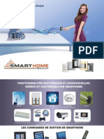 Catalogue SMARTHOME