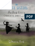 Brief Lives of Charlotte, Emily, And Anne, Catherine Reef