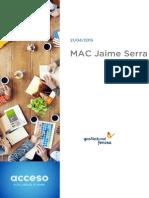 Resumen de Prensa Jaime Serra_MAC