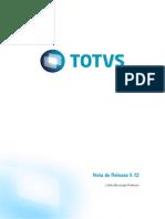 Nota de Release v12.0