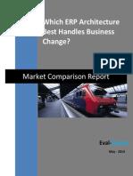 AI Eval-Source Architecture Market Comparison Report May 2014