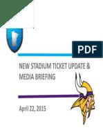 9c5e58b89 Minnesota Vikings 2014 Media Guide