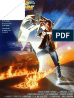 Back to the Future Part One Story Treatment
