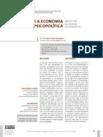 Sobre a Economia Psicopolítica