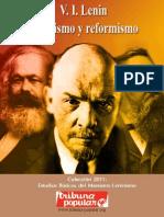 Lenin Marxismo y Reformismo