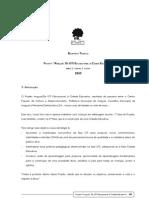 2005 Relatório Técnico Cidade Educativa Araçuaí (MAI-JU05)