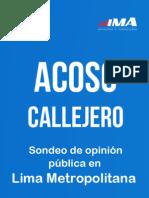 Acoso Callejero