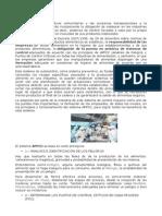 Sistema APPCC Manipulador de alimentos