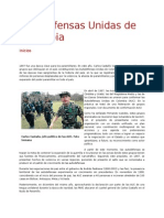 Autodefensas Unidas de Colombia