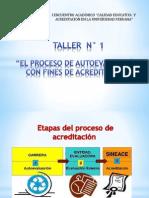 ASUP - Taller 1 - Autoevaluación 18 Marzo