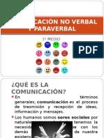 COMUNICACIÓN NO VERBAL Y PARAVERBAL.ppt