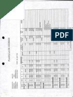 Casa Del Miduvi - Planillas - Planos en General