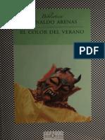 El Color Del Verano - Reinaldo Arenas