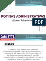 base de administração