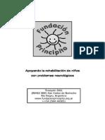 Informe-2007 Terapia Ocupacional
