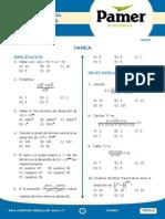 X Sem 8 Binomio de Newton-Cocientes Notables