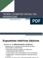 Aprendizaje Cognitivo Social
