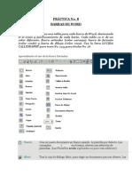 Práctica No 8 Microsoft Word