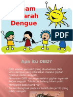Penyuluhan DBD Untuk Anak SD