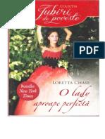 55. Loretta Chase - Frații Carsington - 1 - O lady aproape perfectă.pdf