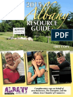 Albany Resource Guide 2015
