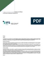 Guideline IFS Food 6 SPN 2013-05-08