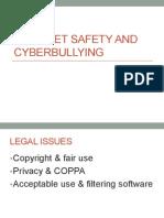 internet safety & cyberbullying